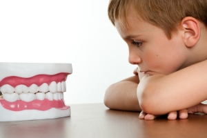 Pediatric Dentist - Primary Teeth